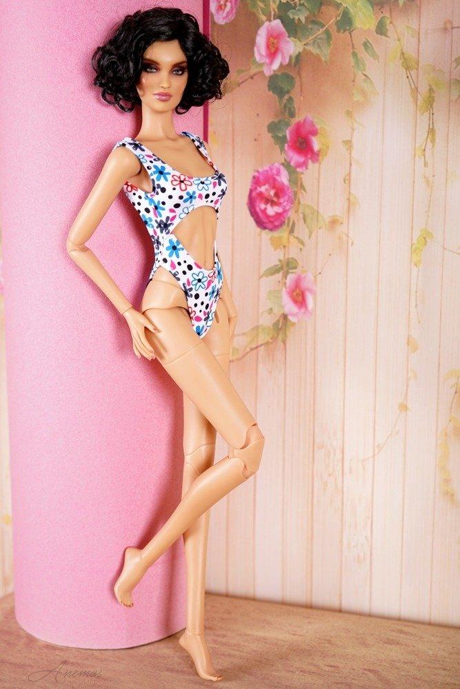 Swimsuit for Kingdom Doll 25