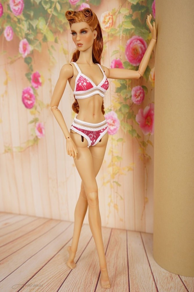 Swimsuit for Kingdom Doll 42