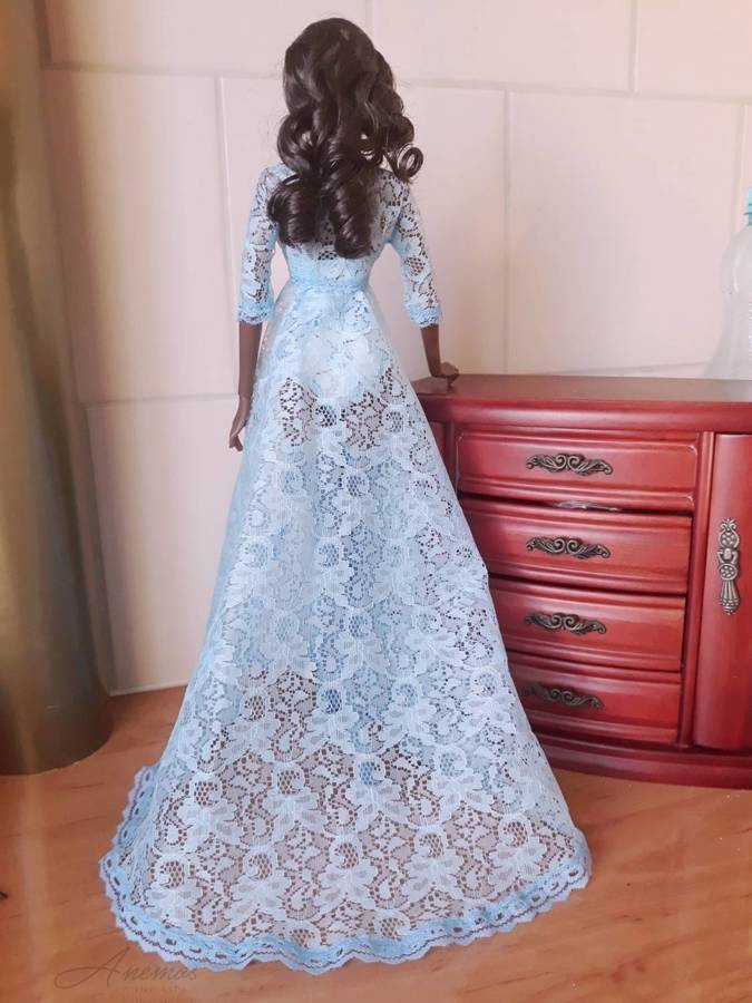 Swimsuit for Kingdom Doll 43