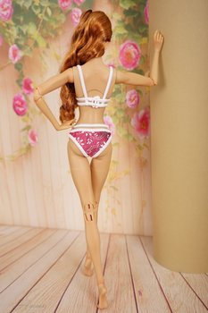 Swimsuit for Poppy Parker 12 doll 4
