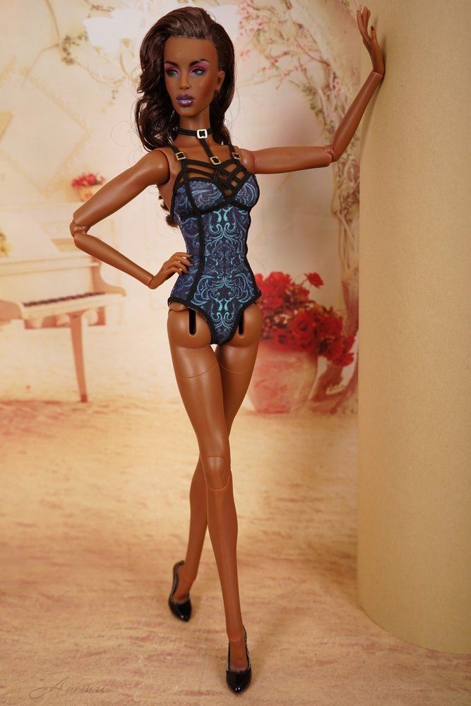 "Bodysuit collection for 16"" Kingdom Doll 16 No 6"