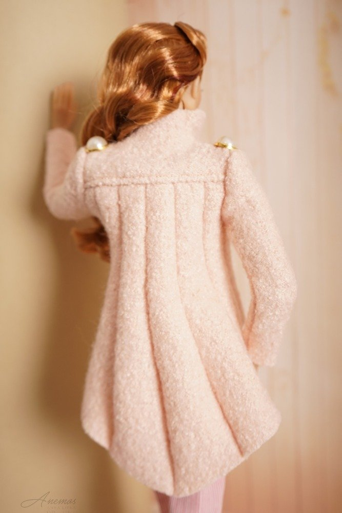 Light peach jacket for Kingdom Doll 1