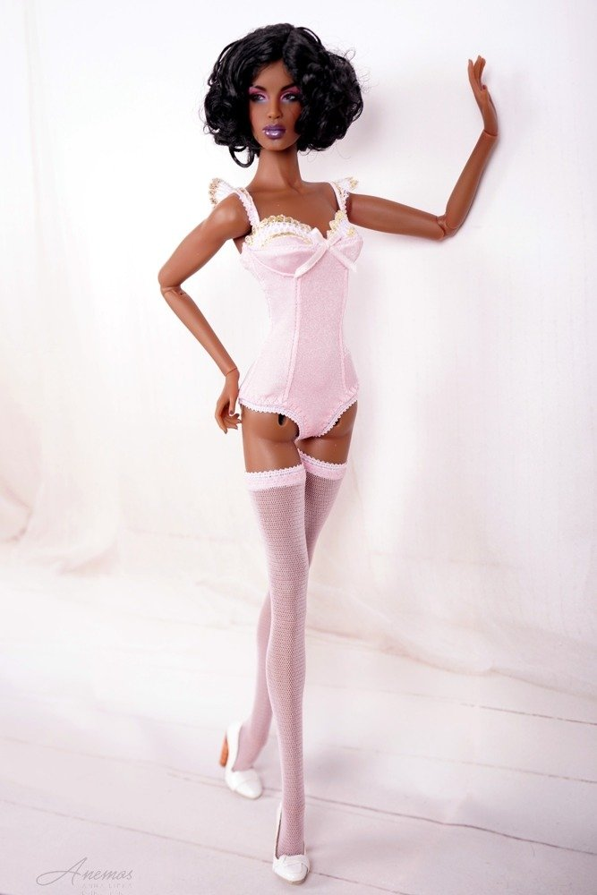 "Light pink set for 16"" Kingdom Doll 1"